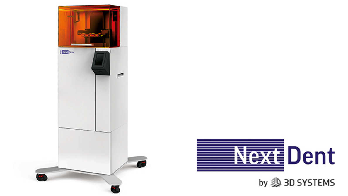 New Arrival – NextDent 5100 Printer Machine